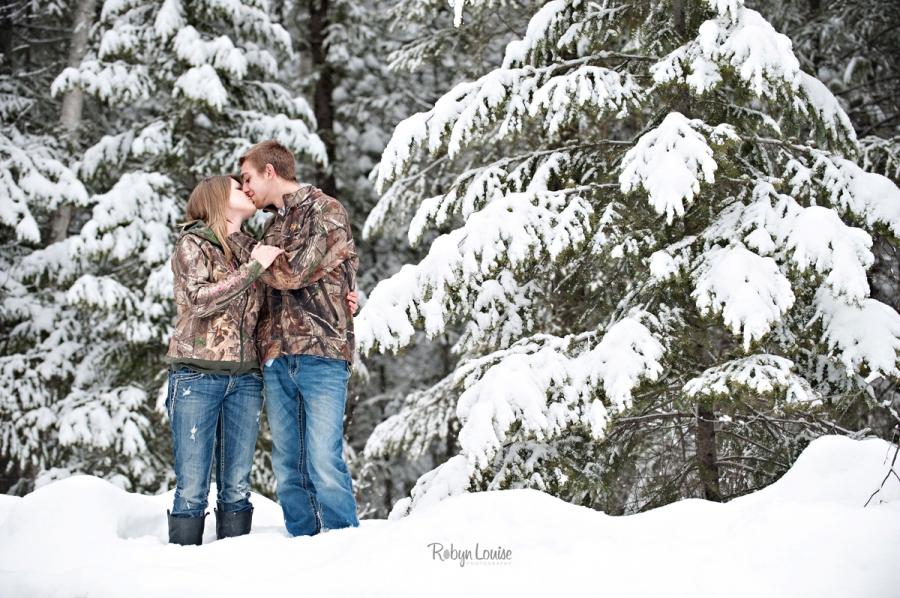 Tamara and Jared